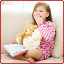 Tips for making reading fun and avoiding book bag or reading scheme boredom
