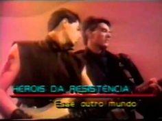 Herois da Resistencia - Esse outro mundo