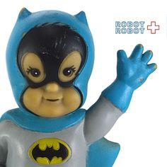 スーパージュニア バットマン DC ソフビフィギュア Super Junior BATMAN Squeak Vinyl Figure #batman #バットマン #バットマン買取 #ActionFigure #アクションフィギュア #アメトイ #アメリカントイ #おもちゃ #おもちゃ買取 #フィギュア買取 #アメトイ買取 #中野ブロードウェイ #ロボットロボット  #ROBOTROBOT #中野 #WeBuyToys