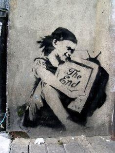 Banksy - World's Most Wanted Graffiti Artist