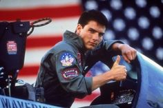 Tom Cruise and Top Gun!