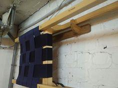 Oak hanger for the kids ash sled