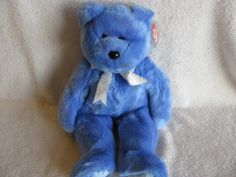 Ty Beanie Buddy Clubby II the Bear Retired