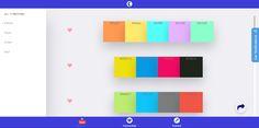 #Programación_y_Diseño #Culrs #diseño Culrs, una alternativa inteligente a la hora de encontrar la paleta de colores perfecta