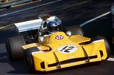 Mike Beutler March-Ford Montjuich 1973. Grid 19th, finished 7th