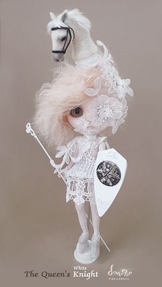 White Knight for Blythe new look