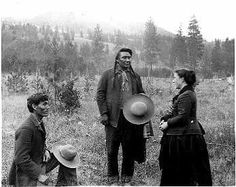 Chief Joseph: Hin-mah-too-yah-lat-kekt  What does that mean you ask? Hin-mah-too-yah-lat-kekt is chief Joseph's birth name, meaning Thunder Rolling down a Mountain