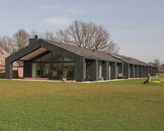 Nieuwbouw 2 onder 1 kap schuurwoning te Heeten in het kader van Rood voor Rood | Dijkhof Bouw