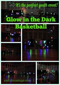 How to play glow in the dark basketball! It is a hybrid between dodge ball and basketball with flashing blinky lights! The kids love it! Youth Games, Fun Games, Party Games, Games To Play, Group Games, Basketball Party, Basketball Birthday, Basketball Academy, Basketball Tickets