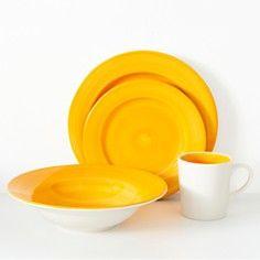 Euro Ceramica Arena Spinwash Dinnerware