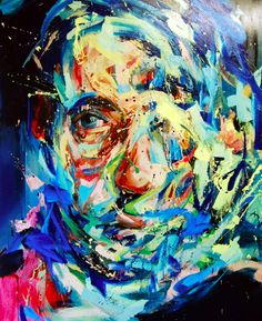Paintings by Andrew Salgado