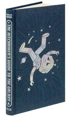 The Hitchhiker's Guide to the Galaxy - Folio Society Edition