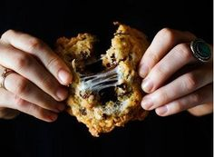 Momofuku Cornflake Chocolate Chip Marshmallow Cookies