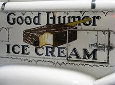 I remember the Good Humor man coming into our driveway so we could buy ice cream! Now that was service!