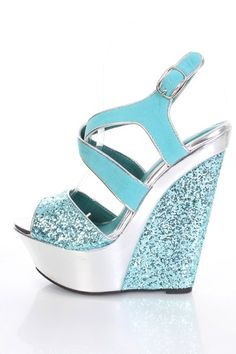 Tiffany Blue Glitter Faux Suede Cross Strap Platform Wedges @ Amiclubwear Wedges Shoes Store:Wedge Shoes,Wedge Boots,Wedge Heels,Wedge Sandals,Dress Shoes,Summer Shoes,Spring Shoes,Prom Shoes,Women's Wedge Shoes,Wedge Platforms Shoes,floral wedges,Fashion
