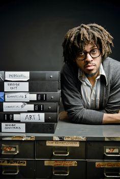 Kamau Ware, Founder and Creative Director at Black Gotham