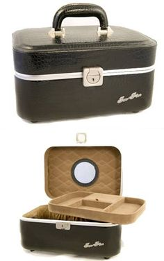 Boutique train case