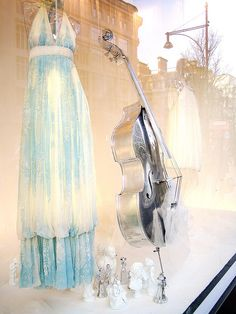 Silver Double Bass. one day.....