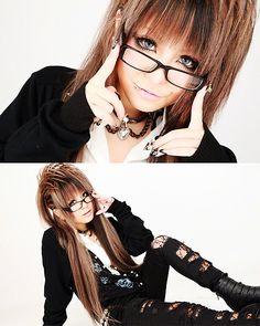Gothic Gyaru Style!~