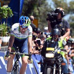 Herald Sun Tour Damien Howson claims 2nd place on the final stage.