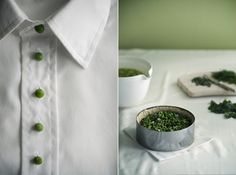 Peas or Buttons