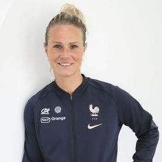 Amandine Henry captain of the Blue  We all want to be a mum Julien Bert, Amandine Henry, Adidas Jacket, Soccer, Psg, Lady, Jackets, Portraits, Inspiration