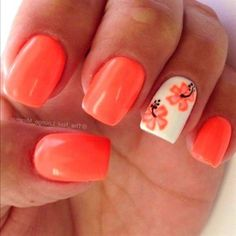 90 Perfect Nail Art Designs And Colors For Summer Page 102 NailArtsPro