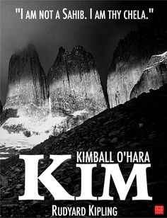 Kimis a novel by Nobel Prize-winning English author Rudyard Kipling. It was first published serially in McClure's Magazine from December 1900 to October 1901 a