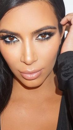 Kim Kardashian's Four Hour Make-up Marathon, Revealed...