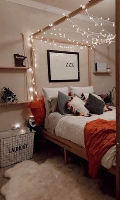 dream rooms for adults ; dream rooms for women ; dream rooms for couples ; dream rooms for adults bedrooms ; dream rooms for adults small spaces Bedroom Ideas For Teen Girls, Girls Bedroom, Tomboy Bedroom, Young Adult Bedroom, Teenage Girl Bedrooms, Stylish Bedroom, Tenn Girl Bedrooms, Bedroom Sets, Cool Rooms For Teenagers