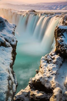 Godafoss in Iceland Photo by Ed Graham - 2015 National Geographic Photo Contest