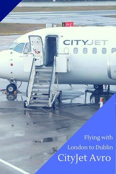 Flying with CityJet Avro from London - City to Dublin Dublin, Atr 42, London City, Recreational Vehicles, Travel, Jets, Ireland, British, Viajes