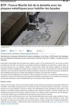 France Resille - La Tribune  - 17 juin 2013