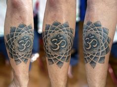 90 om tattoo designs for men - spiritual ink ideas