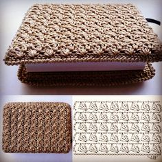 Crochet backpack pattern inspiration crochet bag from t shir yarn salvabrani – Artofit How to Crochet a Bodycon Dress/Top - Crochet Ideas Crochet Backpack Pattern, Crochet Wallet, Crochet Pouch, Crochet Book Cover, Crochet Books, Crochet Crafts, Diy Crafts, Mochila Crochet, Gilet Crochet