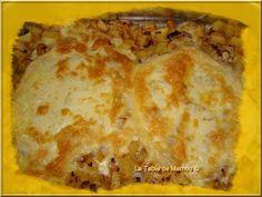 Pommes de terre aux lardons et oignons, pour tartiflette