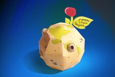 Embalagem Asteróide B612 - Petit Prince