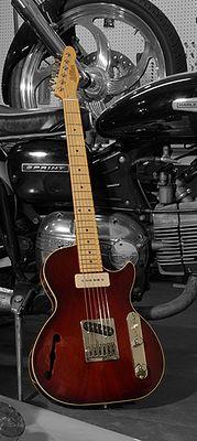 BootLegger Guitar Rocks