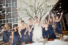 christmas bridesmaid dress natale abiti da damigella