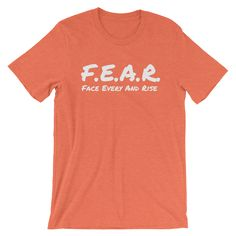 F.E.A.R. (Short-Sleeve Unisex T-Shirt)