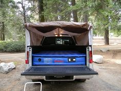 homemade truck bed tent Truck Topper Camping, Truck Tent Camping, Truck Bed Tent,