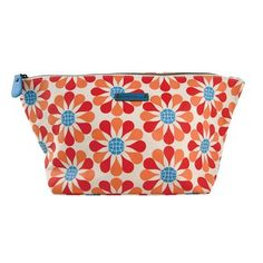 Grow Away Toiletry Bag Red, $29, now featured on Fab.