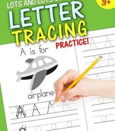 Lots And Of Letter Tracing Practice PDF PracticeYourHandwriting