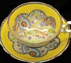 tea cup by abigail