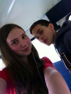 Me and Nick