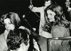 Jacqueline Kennedy Onassis - Paris France, Feb. 6, 1975 UPI.com