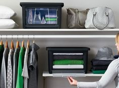 Fab New Product Alert ~ Rubbermaid All Access Organizers - Organizing Homelife