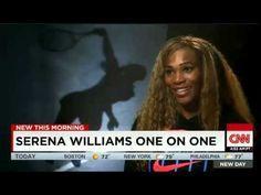 9/8/14 Serena Williams' interview: World #1 Serena Williams Wins U.S. Open For 18th Grand SLAM Title. ♥ #RenasArmy
