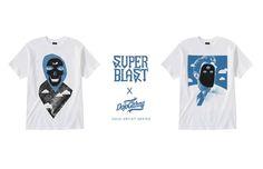 SuperBlast x Dojo Clothing T-shirts