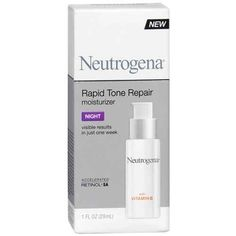 Neutrogena Rapid Tone Repair Moisturizer Night, $15.99